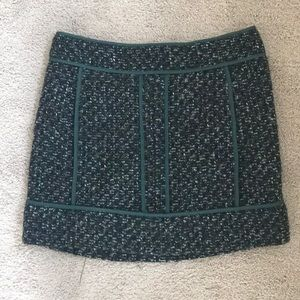 Tweed JCrew Skirt